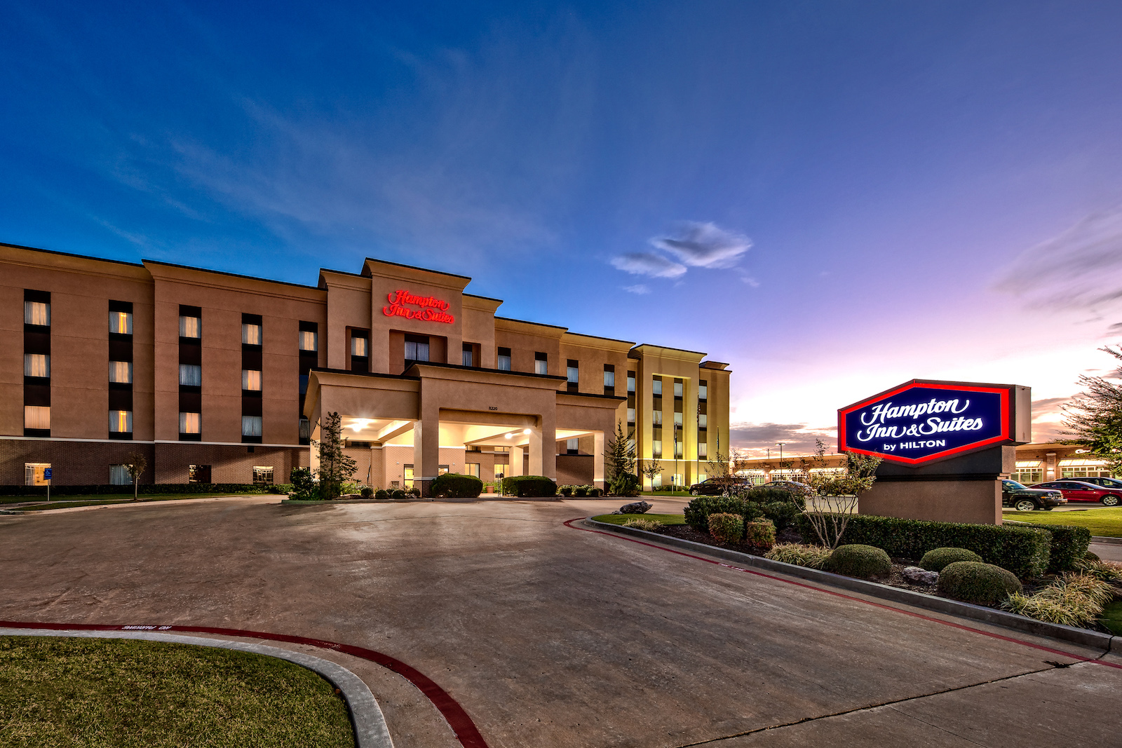 Hampton Inn Tulsa Bixby